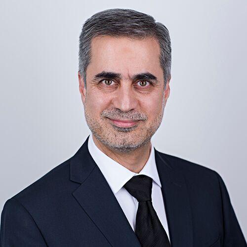 Basil Almahdi