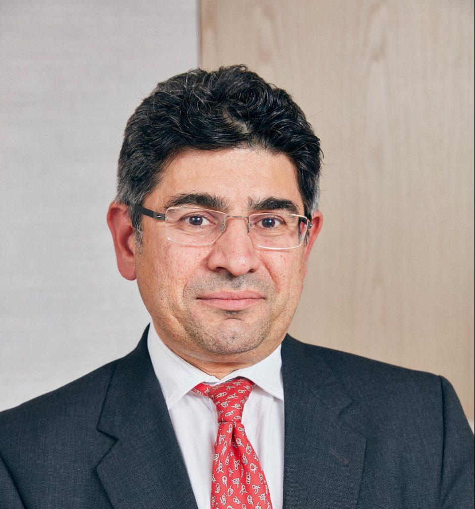 Mr Bijan Khoubehi