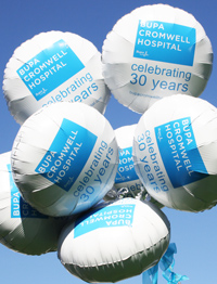 Thirty years of quality care at Bupa Cromwell Hospital