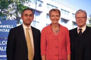 Lord Darzi delivers inaugural quality lecture at Cromwell