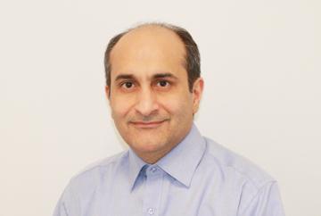 Dr Jamin Morjaria