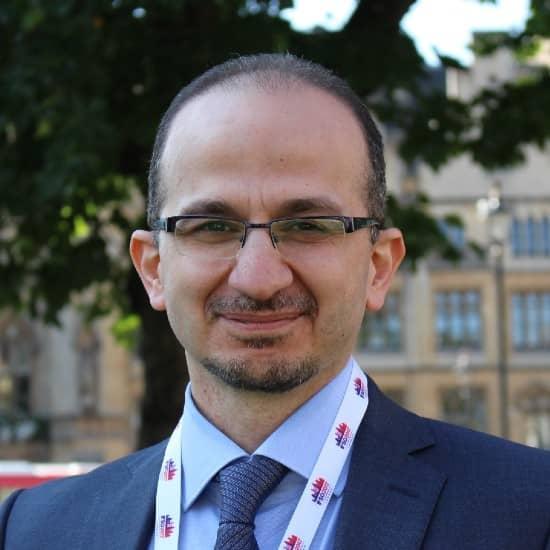 Mr Ali Alhamdani