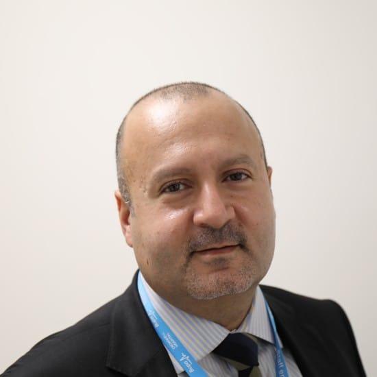 Professor Ali Ghoz