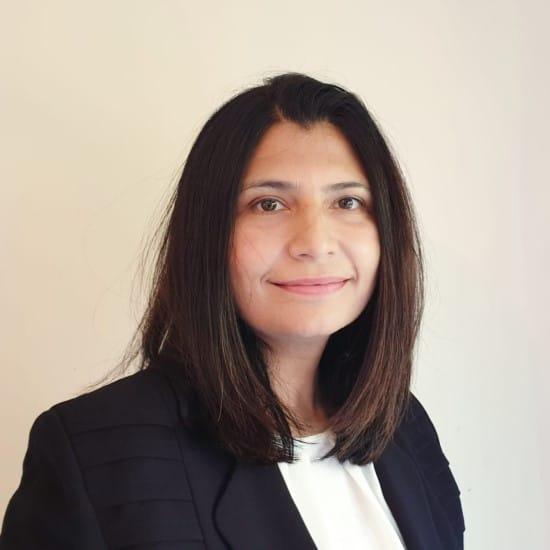 Ms Mahwash Babar